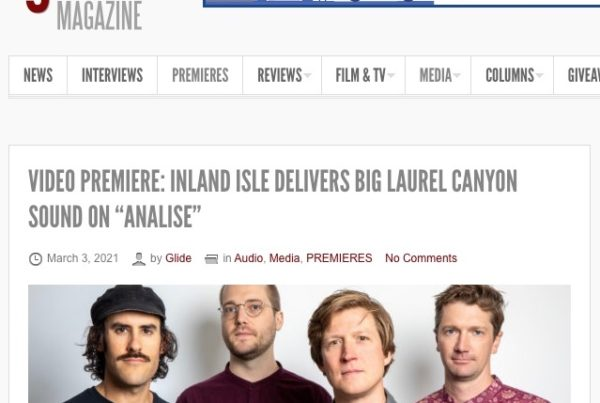 Inland Isle Glide Magazine Analise Video Premiere